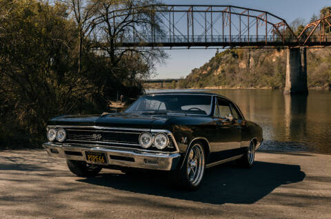 1966 Chevrolet Chevelle for sale at Steven Pope in Auburn CA