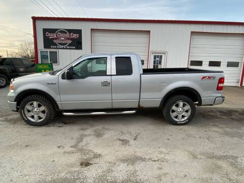 2006 Ford F-150 for sale at Casey Classic Cars in Casey IL
