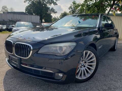 2009 BMW 7 Series for sale at BBC Motors INC in Fenton MO