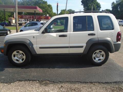 2005 Jeep Liberty for sale at Nelson Auto Sales in Toulon IL