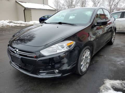 2016 Dodge Dart for sale at MIDWEST CAR SEARCH in Fridley MN