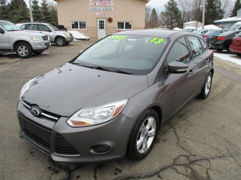 2013 Ford Focus for sale at Richfield Car Co in Hubertus WI