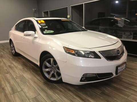 2014 Acura TL for sale at Golden State Auto Inc. in Rancho Cordova CA