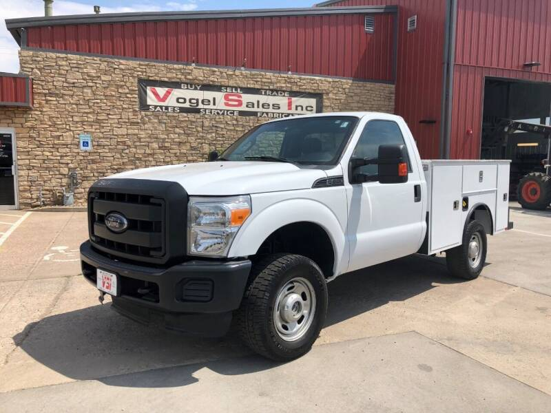 2013 Ford F-350 Super Duty for sale at Vogel Sales Inc in Commerce City CO
