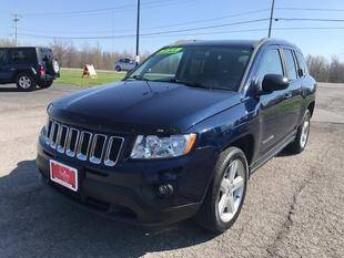 2013 Jeep Compass for sale at FUSION AUTO SALES in Spencerport NY