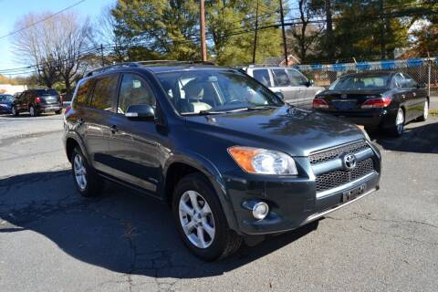 2011 Toyota RAV4 for sale at Victory Auto Sales in Randleman NC
