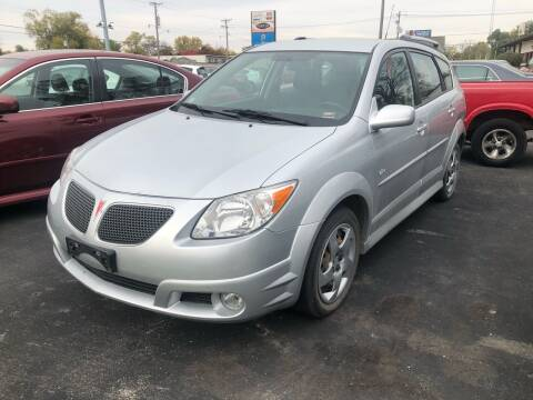 2006 Pontiac Vibe for sale at Prospect Auto Mart in Peoria IL