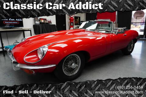 1970 Jaguar XK-Series for sale at Classic Car Addict in Mesa AZ