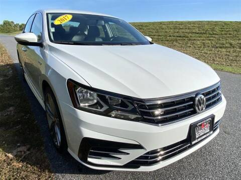 2017 Volkswagen Passat for sale at Mr. Car City in Brentwood MD