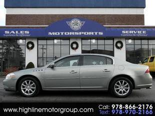 2006 Buick Lucerne for sale at Highline Group Motorsports in Lowell MA