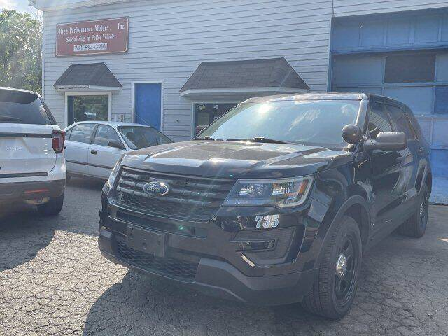 2017 Ford Explorer for sale at High Performance Motors in Nokesville VA