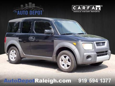 2003 Honda Element for sale at The Auto Depot in Raleigh NC