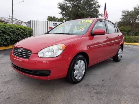 2011 Hyundai Accent for sale at GP Auto Connection Group in Haines City FL