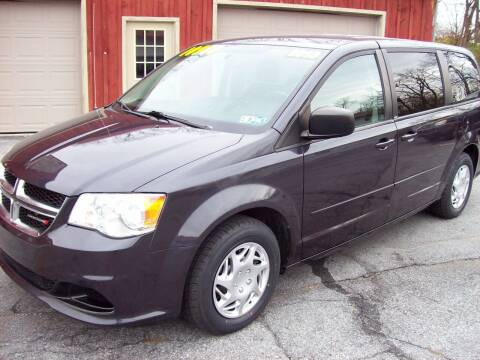 2013 Dodge Grand Caravan for sale at Clift Auto Sales in Annville PA