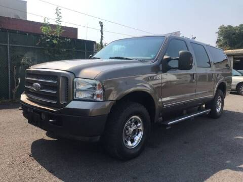 2005 Ford Excursion for sale at Cypress Motors of Ridgewood in Ridgewood NY