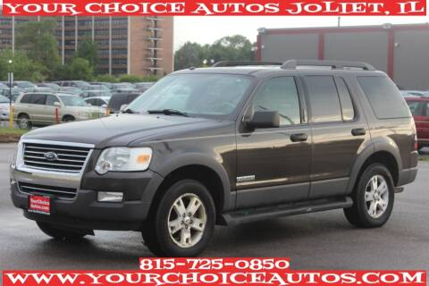2006 Ford Explorer for sale at Your Choice Autos - Joliet in Joliet IL