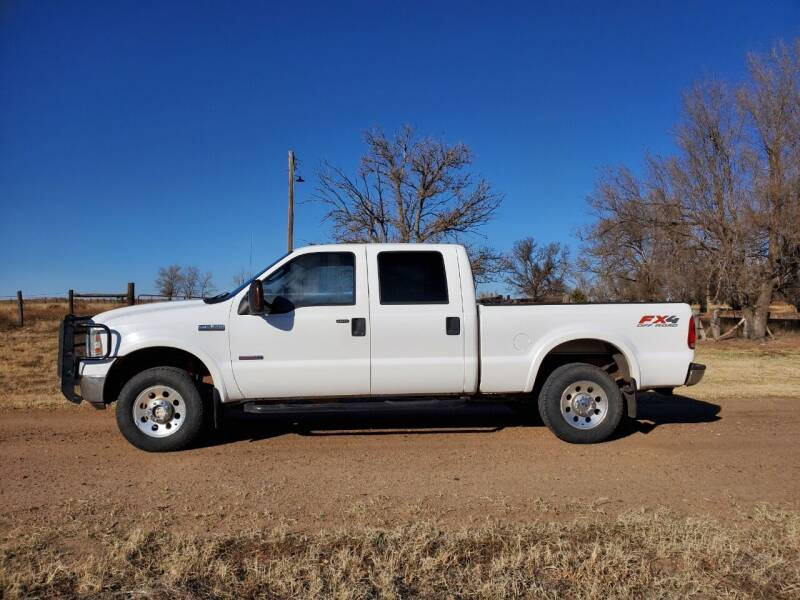 2007 Ford F-250 Super Duty for sale at TNT Auto in Coldwater KS