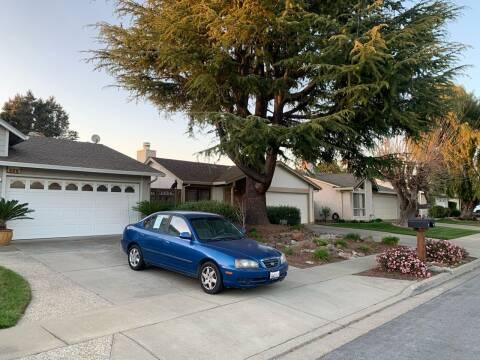 2006 Hyundai Elantra for sale at Blue Eagle Motors in Fremont CA