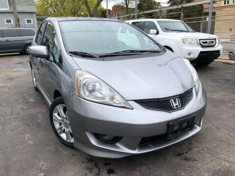 2010 Honda Fit for sale at Jeff Auto Sales INC in Chicago IL