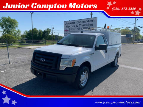 2010 Ford F-150 for sale at Junior Compton Motors in Albertville AL