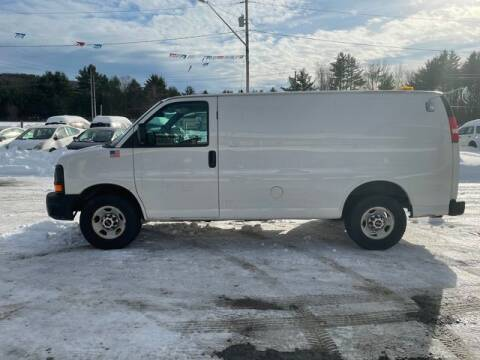 2014 GMC Savana Cargo for sale at Upstate Auto Sales Inc. in Pittstown NY