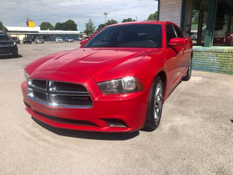 2013 Dodge Charger for sale at Morristown Auto Sales in Morristown TN