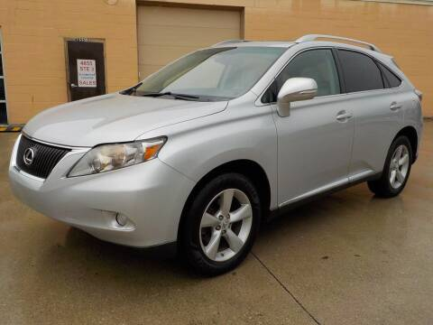 2011 Lexus RX 350 for sale at Automotive Locator- Auto Sales in Groveport OH