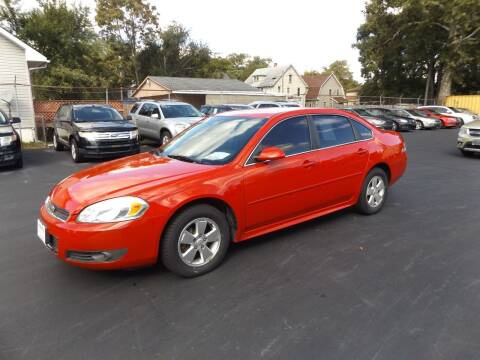 2011 Chevrolet Impala for sale at Goodman Auto Sales in Lima OH