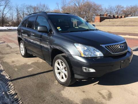 2008 Lexus RX 350 for sale at Third Avenue Motors Inc. in Carmel IN