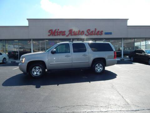2008 Chevrolet Suburban for sale at Mira Auto Sales in Dayton OH