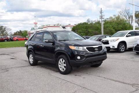 2011 Kia Sorento for sale at BOB ROHRMAN FORT WAYNE TOYOTA in Fort Wayne IN