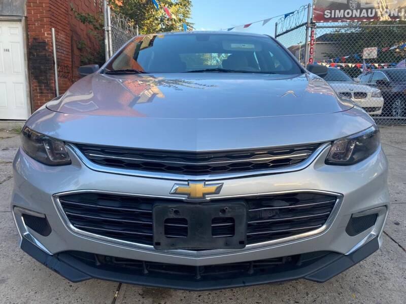 2017 Chevrolet Malibu for sale at Simon Auto Group in Newark NJ