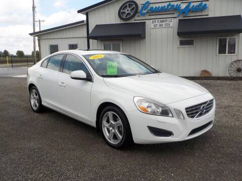 2012 Volvo S60 for sale at Country Auto in Huntsville OH