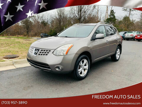 2010 Nissan Rogue for sale at Freedom Auto Sales in Chantilly VA