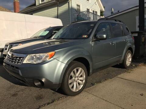 2012 Subaru Forester for sale at Real Auto Shop Inc. in Somerville MA
