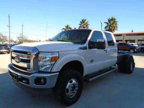 2013 Ford F-350 Super Duty for sale at Premier Foreign Domestic Cars in Houston TX