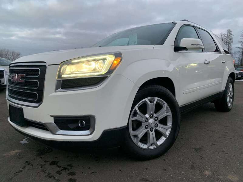 2014 GMC Acadia for sale at LUXURY IMPORTS in Hermantown MN