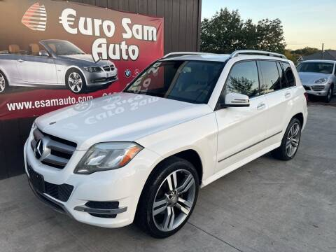 2013 Mercedes-Benz GLK for sale at Euro Auto in Overland Park KS