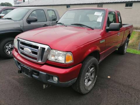 2007 Ford Ranger for sale at KRIS RADIO QUALITY KARS INC in Mansfield OH