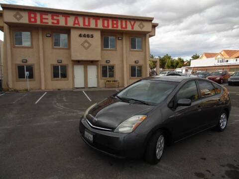 2008 Toyota Prius for sale at Best Auto Buy in Las Vegas NV