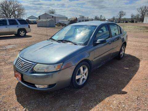 2006 Saturn Ion for sale at Best Car Sales in Rapid City SD