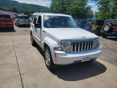 2011 Jeep Liberty for sale at A - K Motors Inc. in Vandergrift PA