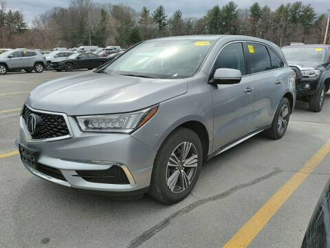 2017 Acura MDX for sale at USA Motor Sport inc in Marlborough MA