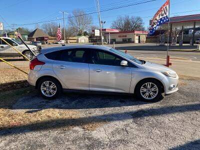 2012 Ford Focus for sale at Used Car City in Tulsa OK
