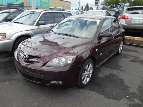 2007 Mazda MAZDA3 for sale at Family Auto Network in Portland OR