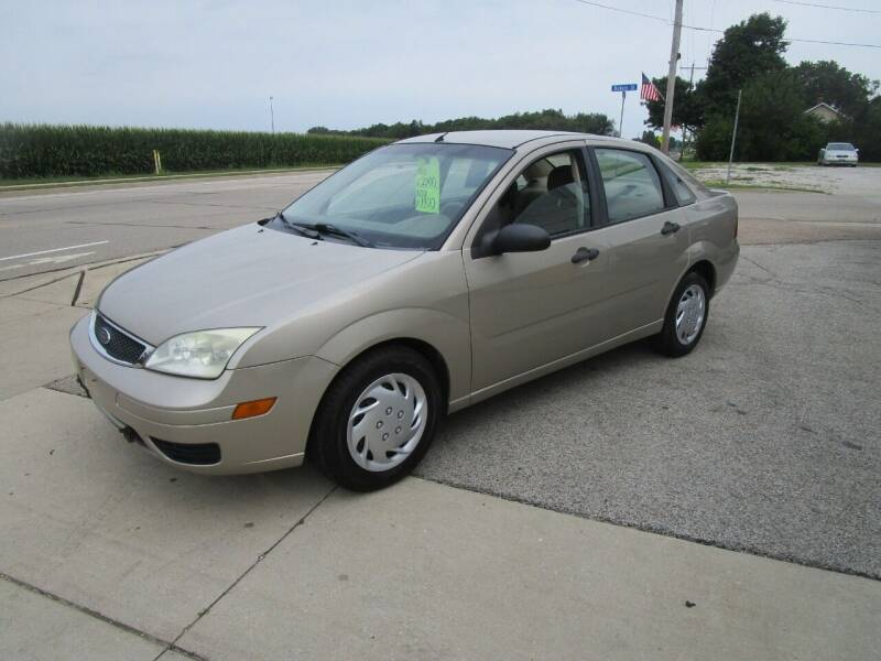2006 Ford Focus for sale at Dunlap Motors in Dunlap IL