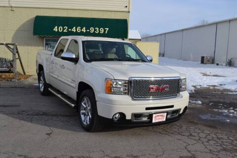 2011 GMC Sierra 1500 for sale at Eastep's Wheels in Lincoln NE