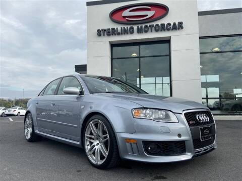 2008 Audi RS 4 for sale at Sterling Motorcar in Ephrata PA