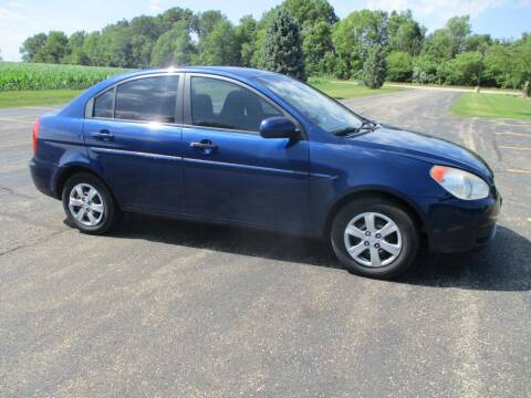 2010 Hyundai Accent for sale at Crossroads Used Cars Inc. in Tremont IL