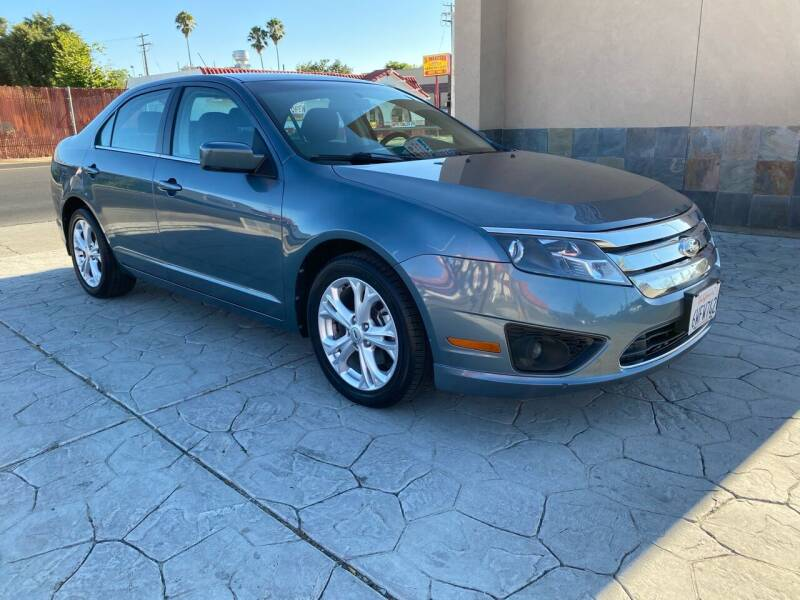 2012 Ford Fusion for sale at Exceptional Motors in Sacramento CA